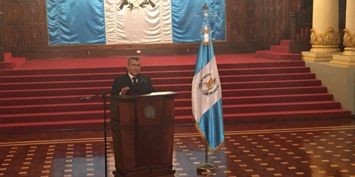 Jorge Luis Donado Vivar es el nuevo Procurador General de la Nación