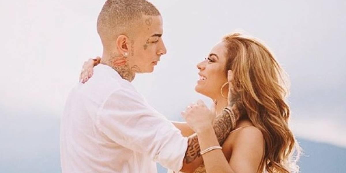 """Lexa e MC Guimê se casam nesta terça-feira: """"Te amo"""""""