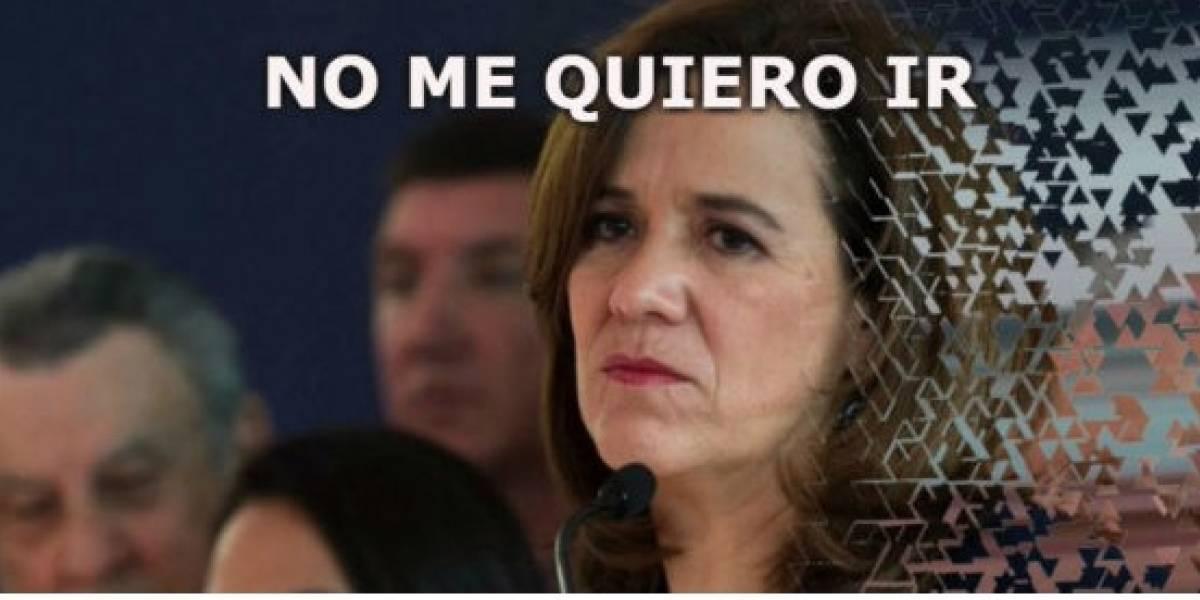 Candidata se retira de contienda presidencial de México y desborda de memes las redes