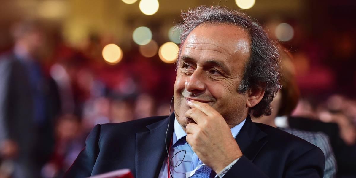 Platini diz que França manipulou sorteio da Copa de 1998 para evitar Brasil