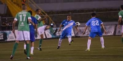 Rivaldo y Juan Carlos Plata