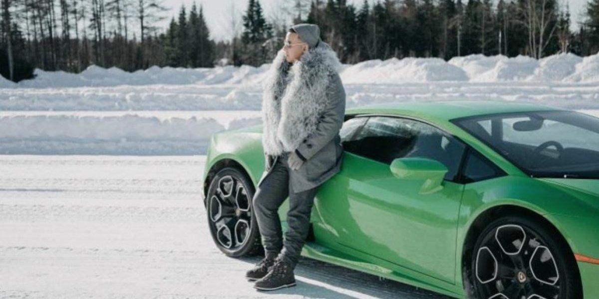 """Daddy Yankee estrena video de """"Hielo"""""""