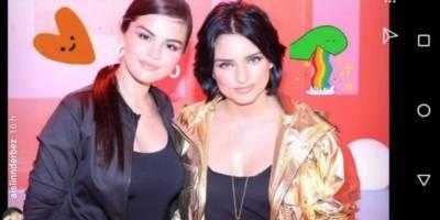 Selena Gomez, Aislinn Derbez