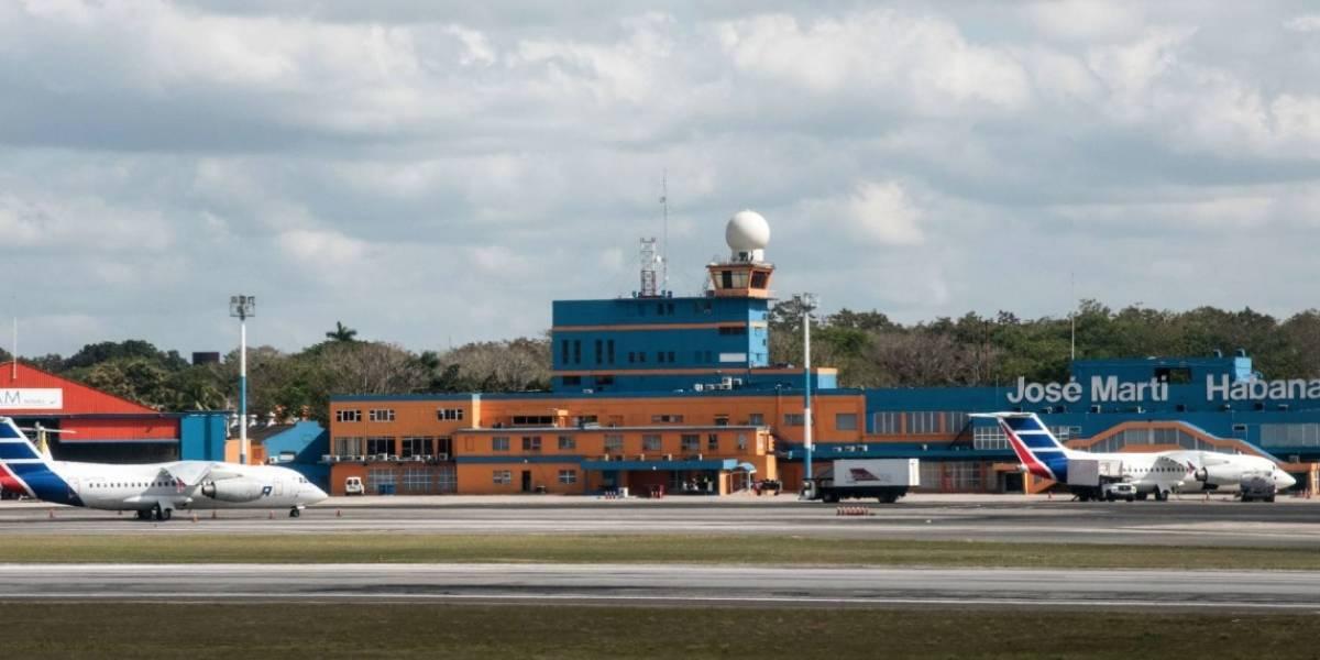 Avión con 104 pasajeros se estrella al despegar de La Habana