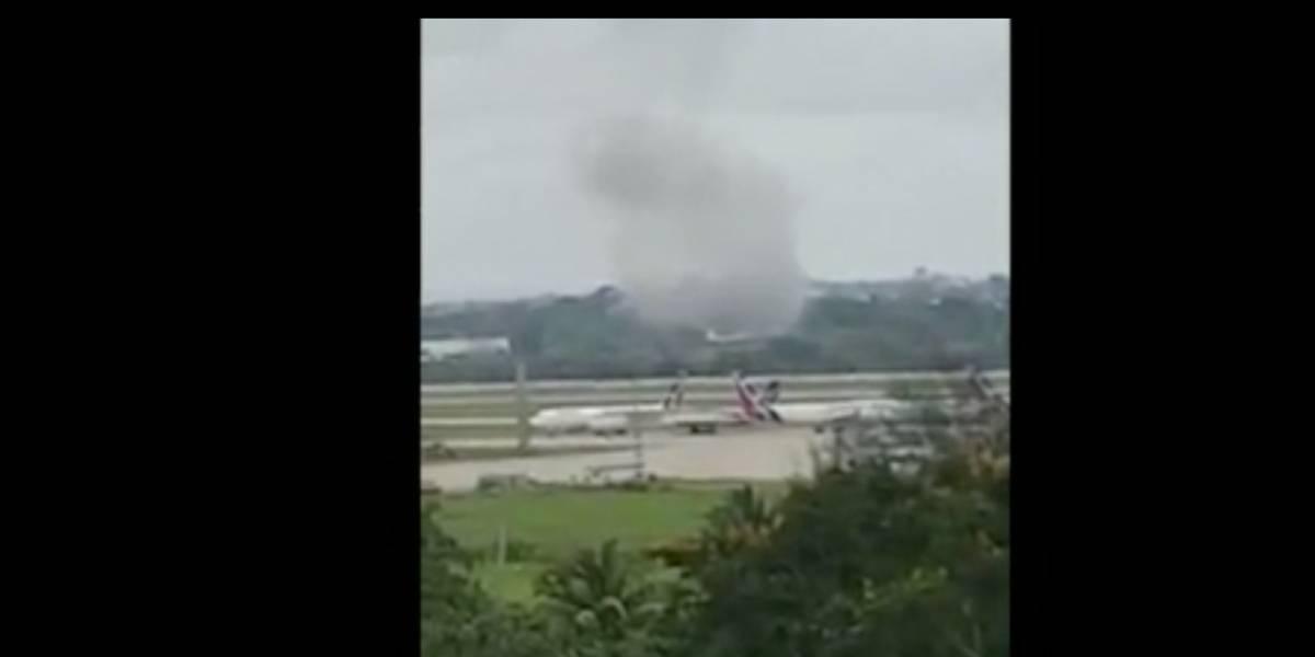 Avión que se estrelló en La Habana llevaba 104 pasajeros