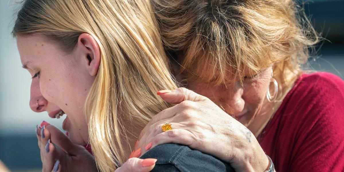 Masacre en escuela en Texas deja 10 muertos y 10 heridos