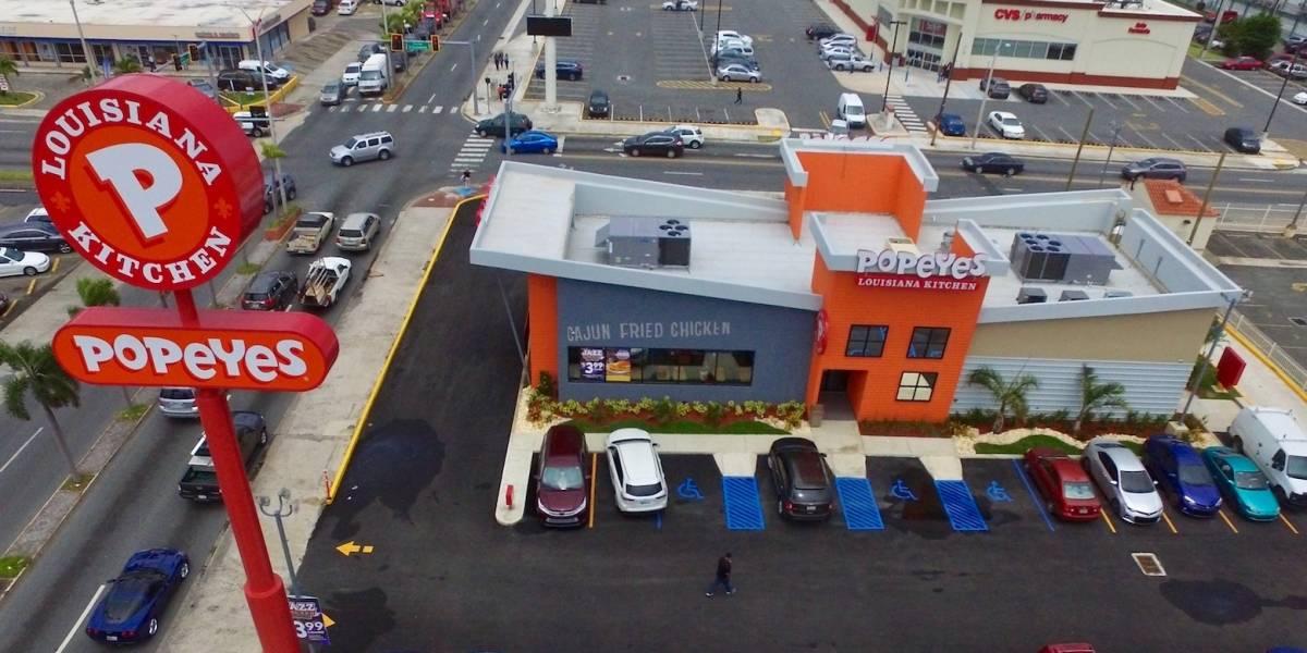 Popeyes abre nueva tienda en Carolina