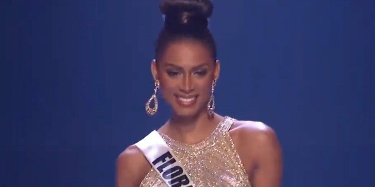 Así se vio la puertorriqueña en preliminar de Miss USA 2018