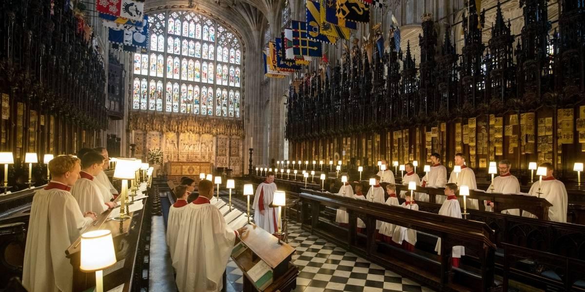 Boda real tendrá oraciones anglicanas y gospel