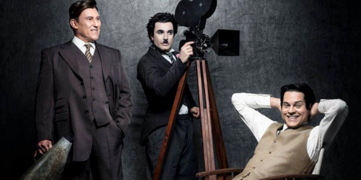 Em 'Chaplin, o Musical', Jarbas Homem de Mello recria o artista