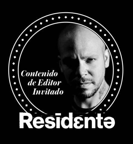 Sello Residente