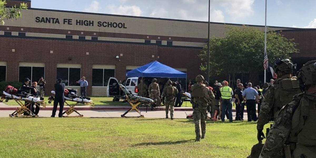 Dan a conocer detalles del adolescente que mató a 10 personas en Texas