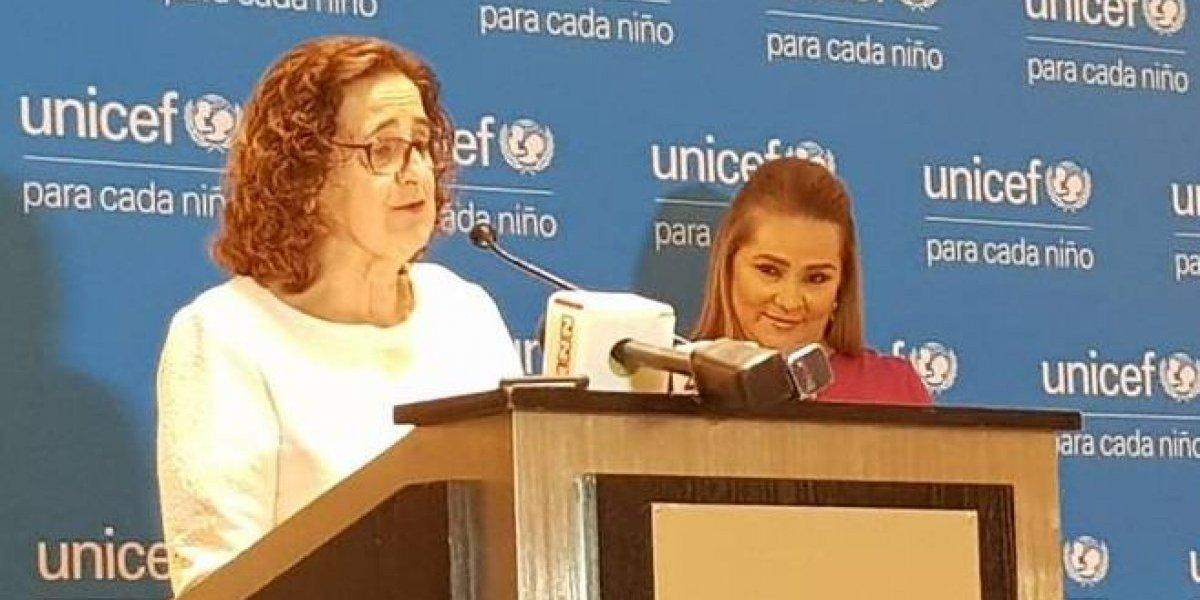 Unicef reconoce medios dominicanos por apoyo a favor de la infancia