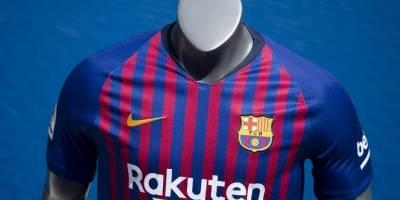 Así es la nueva camiseta del Barcelona
