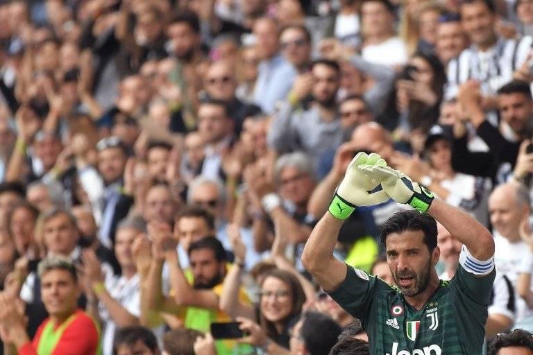 El adiós de Buffon