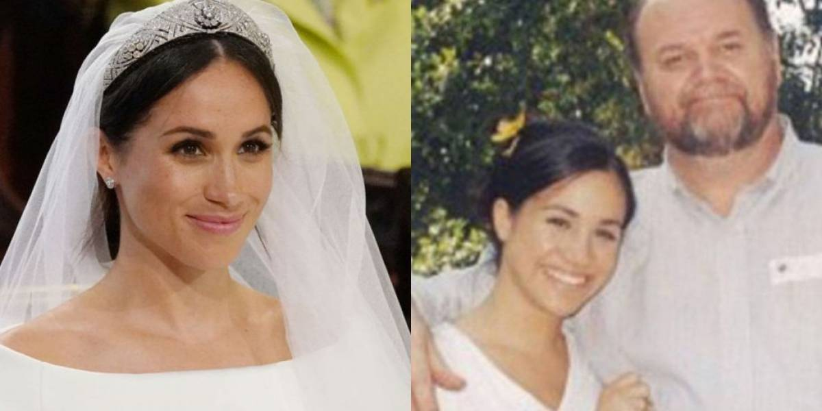 Casamento real: 'minha bebê está linda', afirma pai de Meghan, que viu cerimônia pela TV