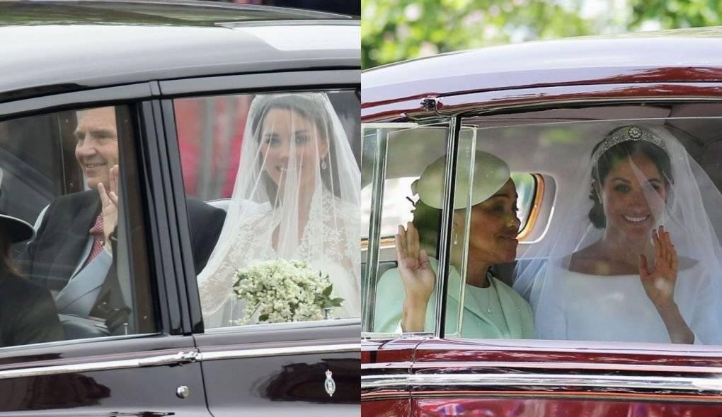 casamento real Kate Middleton Meghan Markle