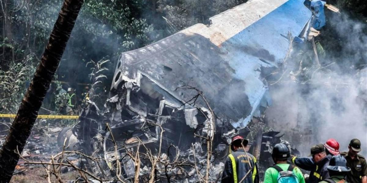 """""""¡Qué me den a mi hijo!"""": el dolor tras la tragedia aérea en Cuba"""