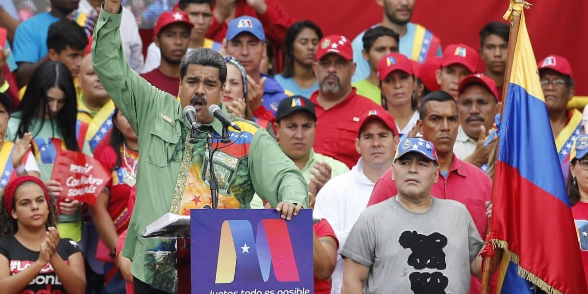 Las irregularidades que empañan las elecciones presidenciales en Venezuela
