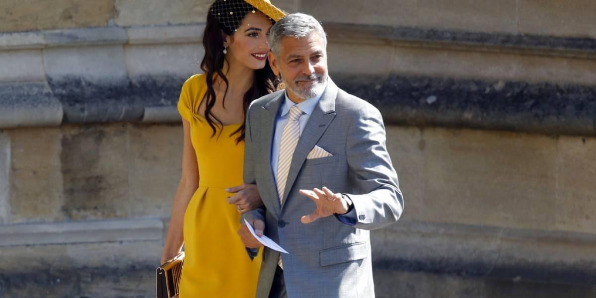Los invitados más importantes a la boda del príncipe Harry y Meghan Markle