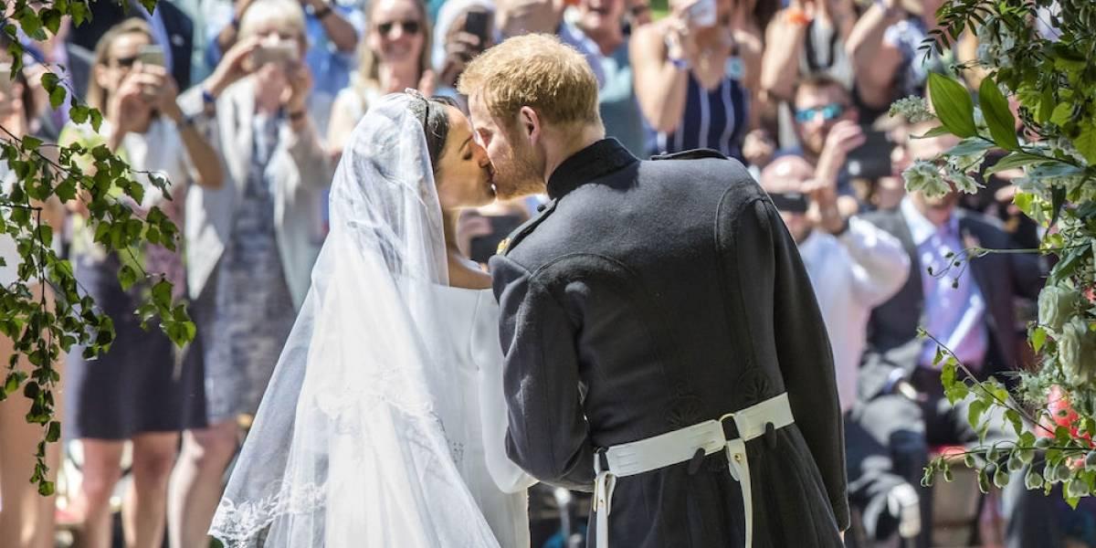 La boda real de Harry y Meghan y sus mejores tuits
