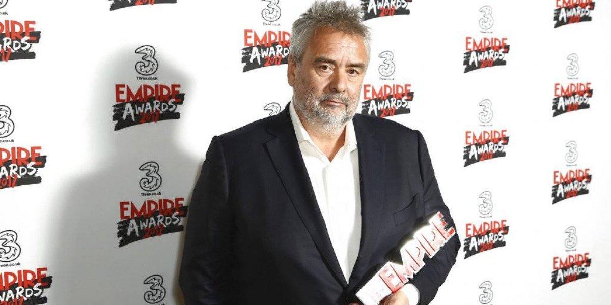 """Director de """"El perfecto asesino"""" y """"El quinto elemento"""" es acusado de violación"""