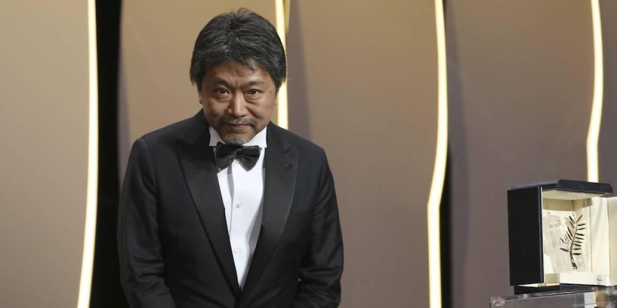 Cinta japonesa 'Shoplifters' se alza con la Palma de Oro en Cannes