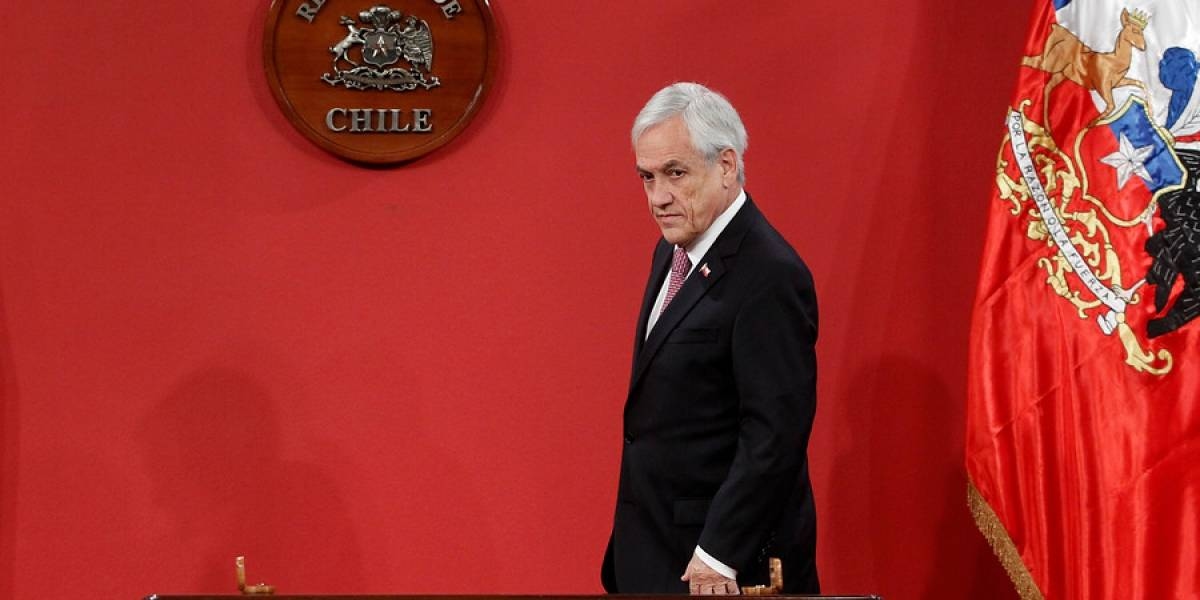 Adimark: Gobierno de Piñera sufrió agosto y registró caída de 4% en aprobación y aumento de un 7% en desaprobación