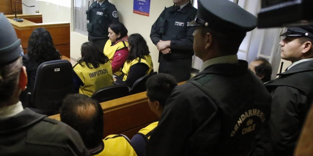 Abuelos maternos de niña de Licantén quedaron en prisión preventiva por tráfico