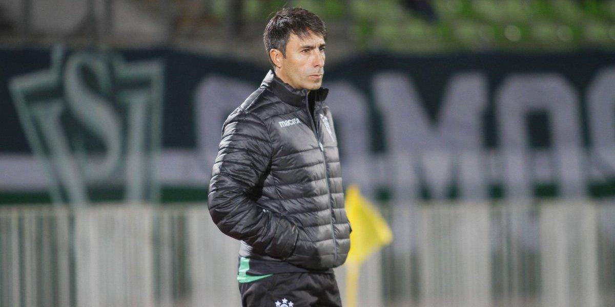 """Villarroel se muere de """"vergüenza"""" en Wanderers: """"Cuesta mucho estar en un pozo, no se lo doy a nadie"""""""