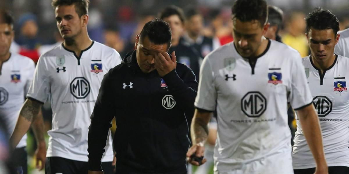 """Tapia justifica la rotación en Colo Colo: """"Jugamos una cantidad tremenda de partidos y hay que tomar resguardos"""""""