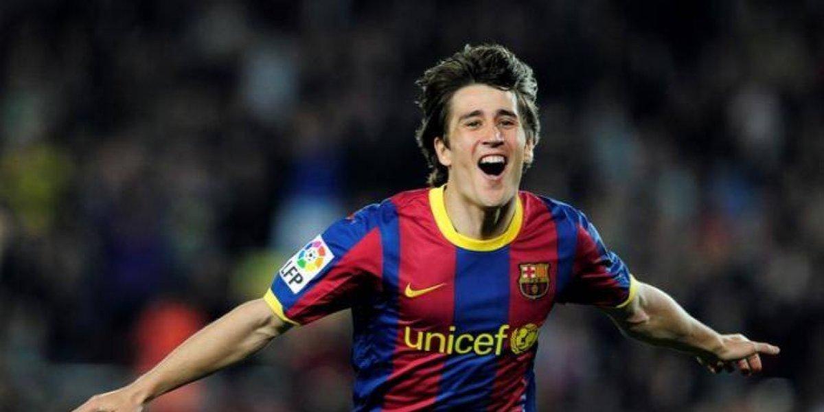 Ex de Barcelona tuvo ataques de ansiedad por comparación con Messi