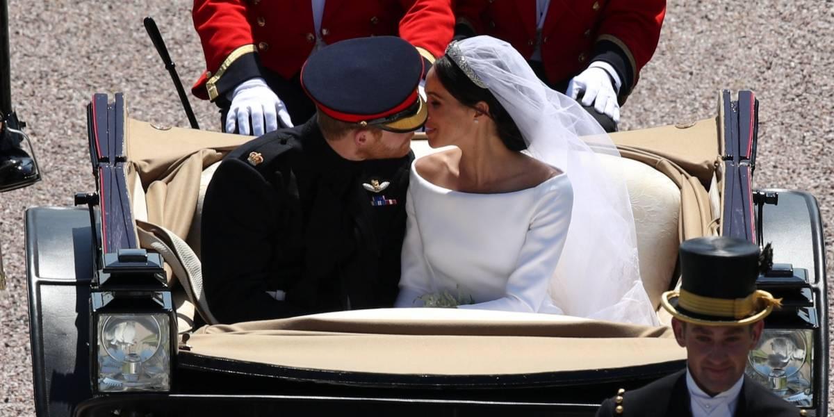 Príncipe Harry e Meghan Markle adiam viagem de lua de mel