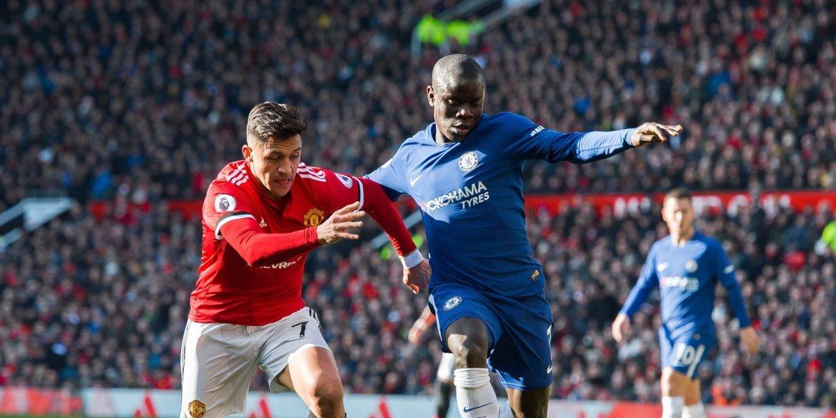 Chelsea y Manchester United definen la copa más añeja del fútbol mundial