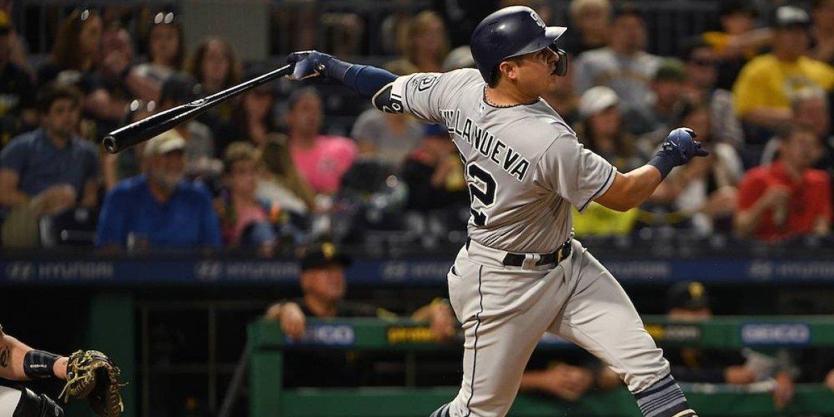 Christian Villanueva conecta home run en victoria de Padres sobre Piratas