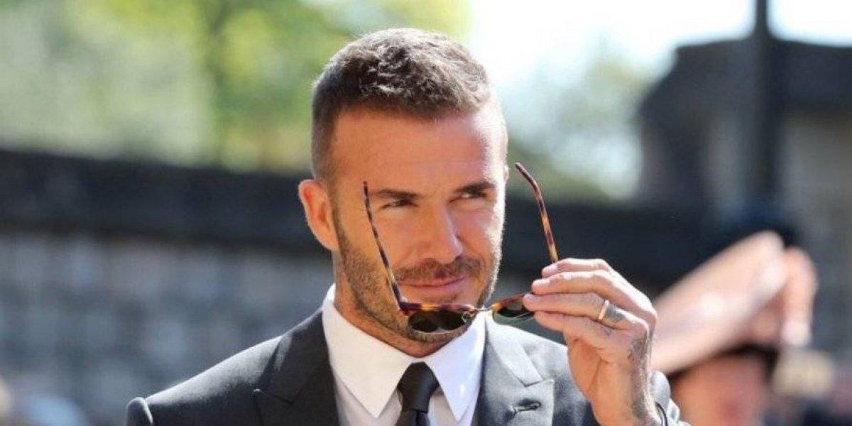 Beckham pide a Zidane derrotar al Liverpool en la Champions
