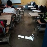 Escuela en Chiantla, Huehuetenango, se mantiene en situación de precariedad