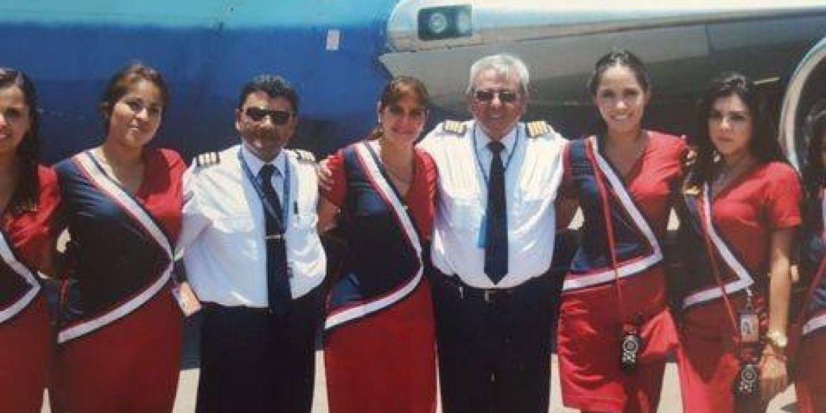 Avión que se desplomó en Cuba, trasladó a Cruz Azul en una ocasión