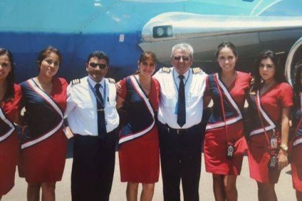 Equipo aéreo