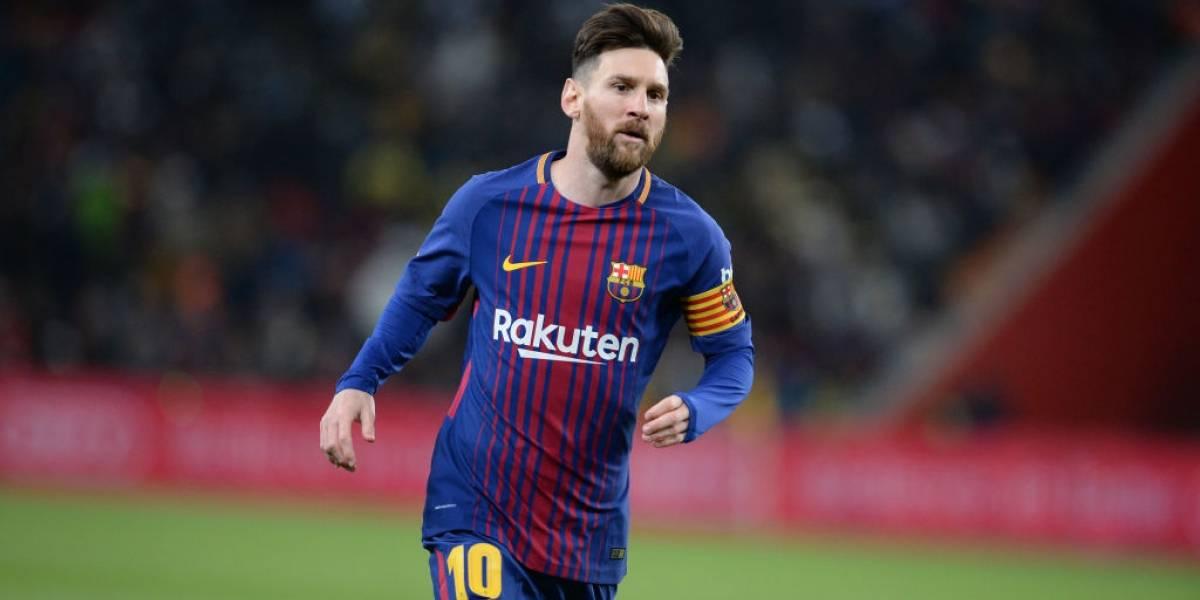 """Willy Caballero: """"Messi es tan importante como el aire para vivir"""""""