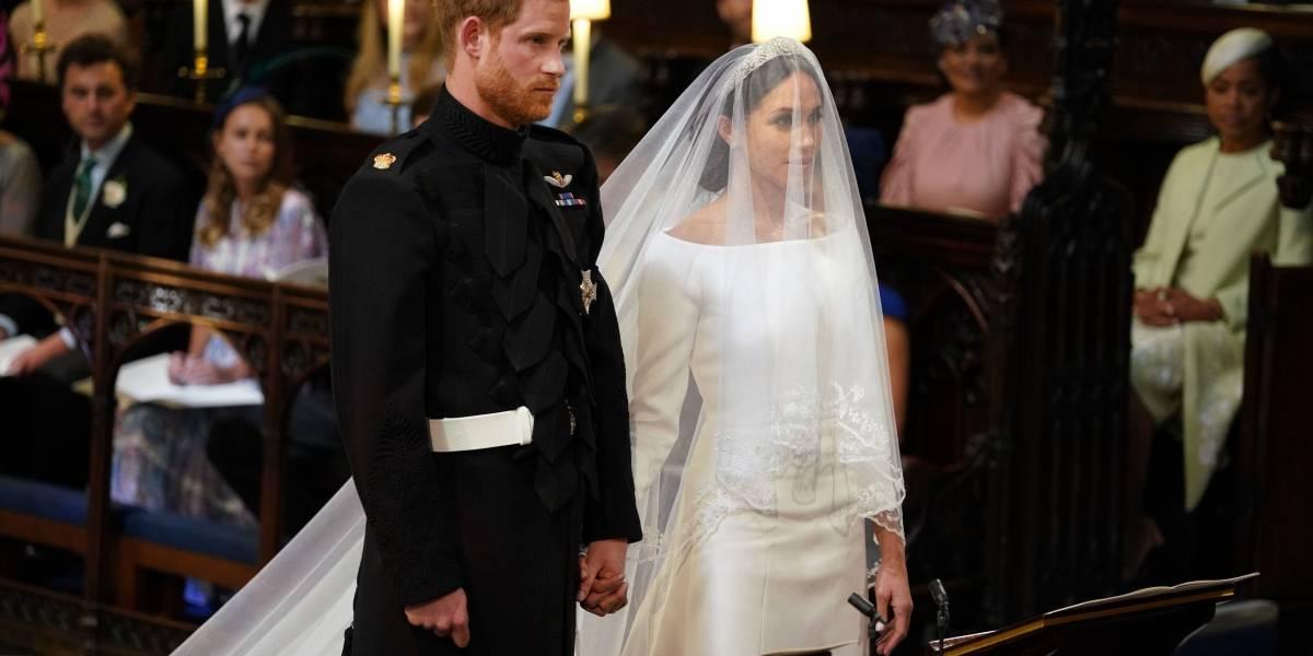 ¡Derraman miel! Así fue la emotiva boda de Harry y Meghan