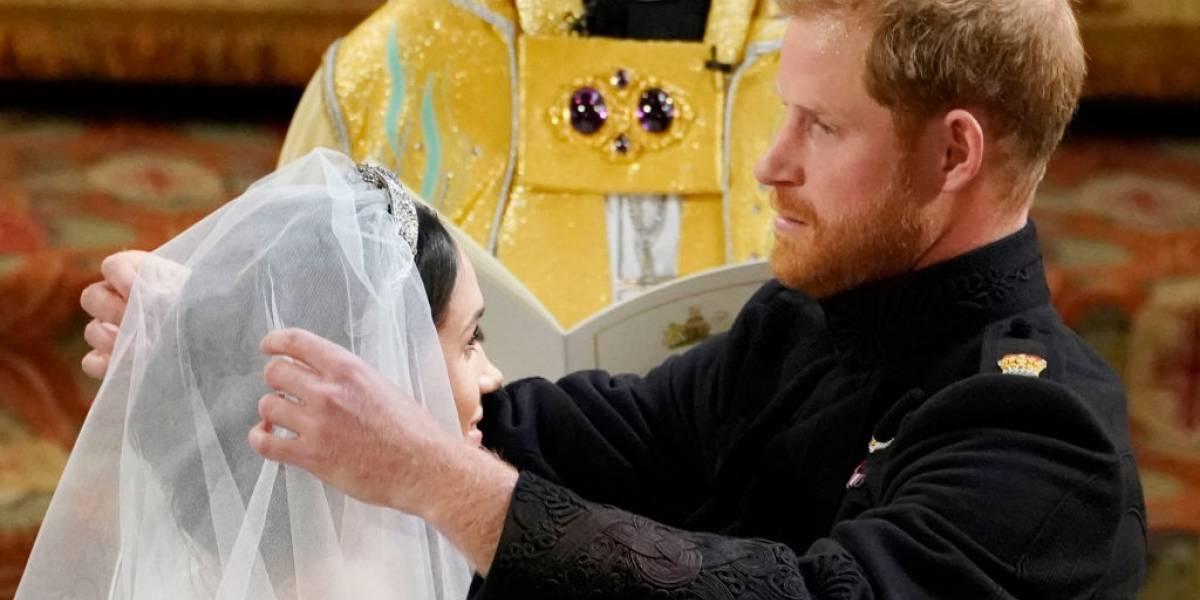 Casamento real: o que Harry disse a Meghan quando a viu no altar?
