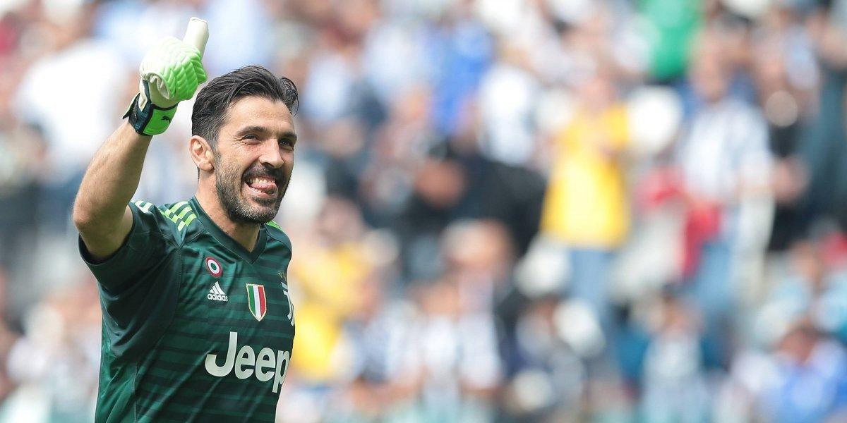 Alegría, lágrimas y campeón: Buffon se despidió a lo grande en Juventus
