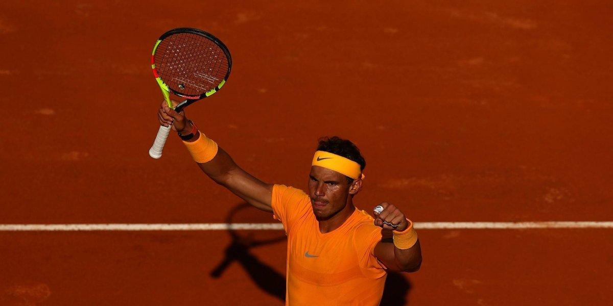 Nadal se impuso ante Djokovic y jugará la final del Abierto de Roma