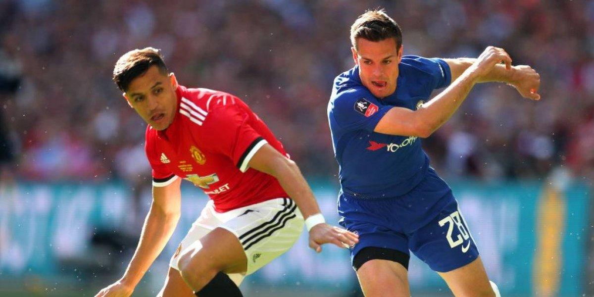 Así vivimos la derrota de Alexis y su United en la final de la FA Cup ante Chelsea