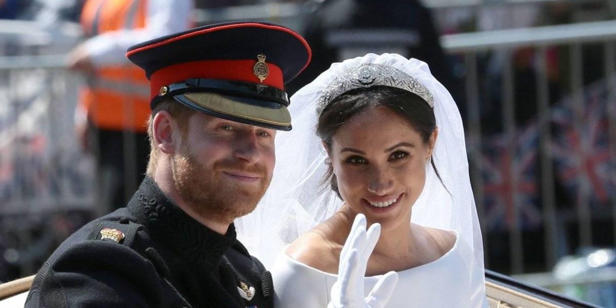 Nace el hijo de Meghan Markle y el príncipe Harry
