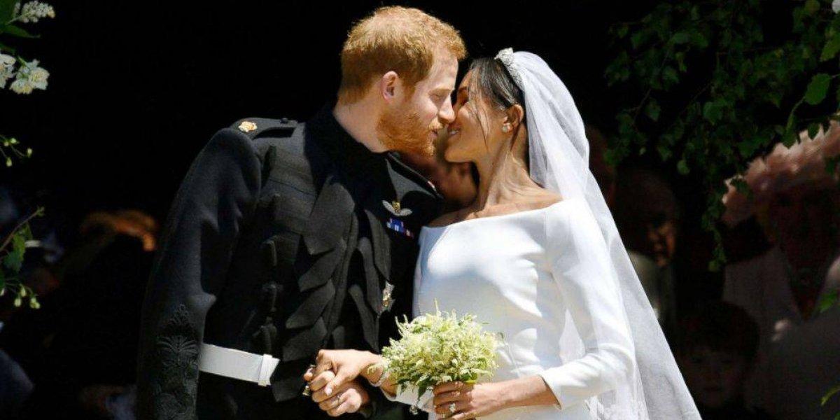 Canal 13 gana la batalla por la sintonía de la boda real