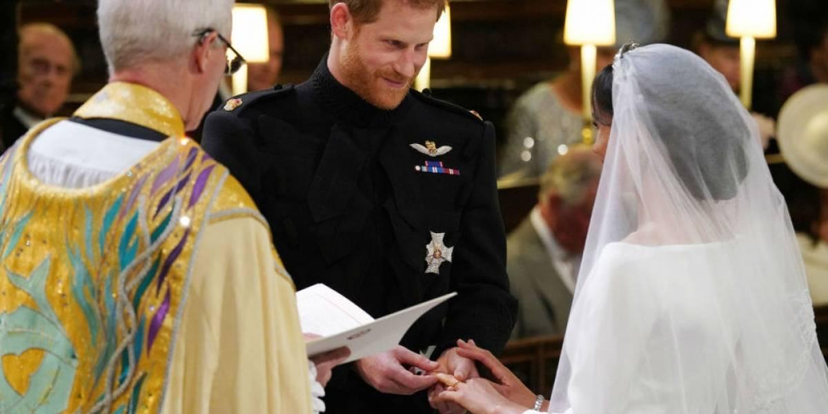 Casamento real: ao contrário de William, Harry vai usar aliança