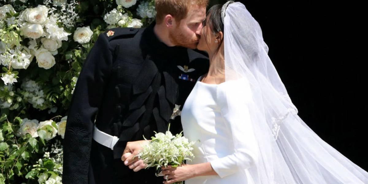 Casamento real: flores do buquê de Meghan foram colhidas por Harry; veja o significado