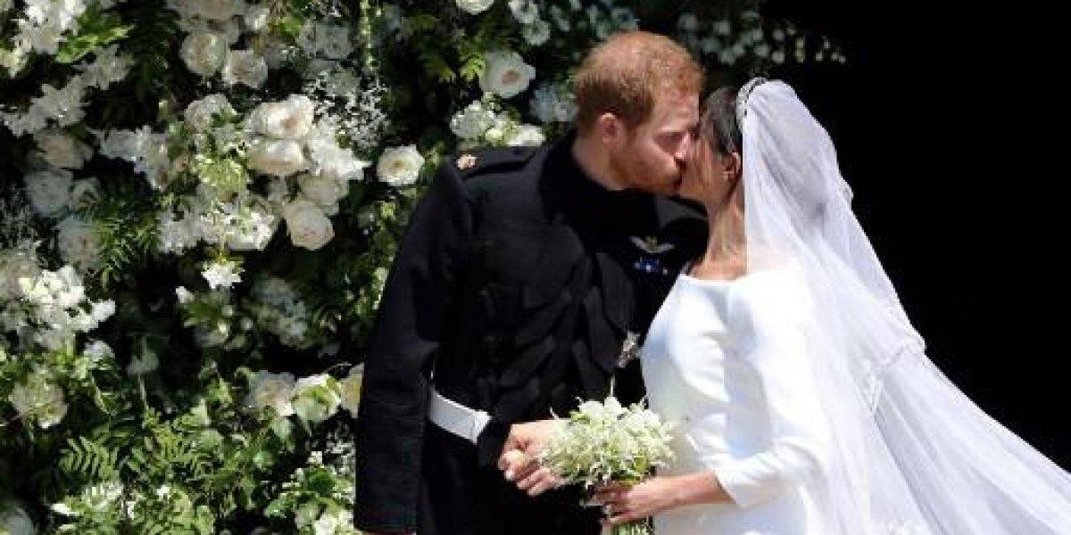 VIDEO. La princesa Diana fue protagonista en la boda, así la recordó Harry
